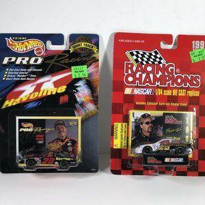 Lot 2 1997 Ernie Irvan #28 Texaco Havoline NASCAR